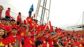 Sôi động tour đi Thái Lan cổ vũ đội tuyển bóng đá U23 Việt Nam