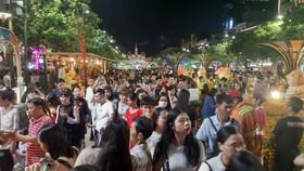 Tháng 1-2020, TPHCM đón trên trên 840.000 lượt khách quốc tế