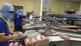 Quy trình đóng góp trừng gà tại Công ty CP Ba Huân