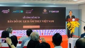"""Giới thiệu dự án """"Bản đồ du lịch ẩm thực Việt Nam"""" ra cộng đồng"""