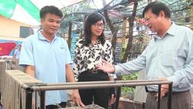 Lãnh đạo TPHCM thăm, chúc tết các cơ sở cai nghiện ma túy