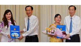 Bà Huỳnh Thị Tuyết Nhung làm Chủ tịch HĐTV Công ty TNHH MTV Dịch vụ cơ quan nước ngoài