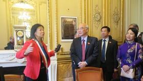 Cộng đồng người Pháp đánh giá rất cao môi trường kinh doanh năng động ở TPHCM
