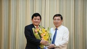 Công ty Phát triển công nghiệp Tân Thuận và Tổng công ty Nông nghiệp Sài Gòn có lãnh đạo mới