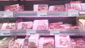 Saigon Co.op bán lỗ thịt heo phục vụ tết