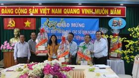 Đoàn đại biểu TPHCM chúc tết các cơ sở cai nghiện đặt tại TPHCM