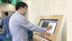 UBND TPHCM yêu cầu tăng làm thủ tục trực tuyến nhằm phòng, chống dịch Covid-19