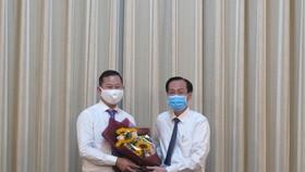 Chủ tịch UBND huyện Bình Chánh được bổ nhiệm làm Phó Giám đốc ITPC