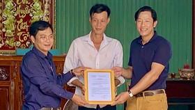 Luật sư TPHCM tặng nhà Đại đoàn kết cho hộ nghèo tỉnh An Giang