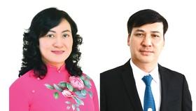 Giới thiệu bà Phan Thị Thắng và ông Lê Hòa Bình để bầu làm Phó Chủ tịch UBND TPHCM