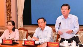 Chủ tịch UBND TPHCM Nguyễn Thành Phong: Sức mạnh nội tại của kinh tế TPHCM đang ngày càng tăng