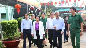 Phó Chủ tịch UBND TPHCM Võ Văn Hoan gợi mở về mô hình tạo việc làm cho người sau cai
