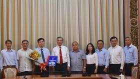 Ông Tăng Phước Lộc giữ chức vụ Phó Trưởng ban Ban Dân tộc TPHCM