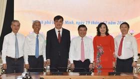 Phó Chủ tịch UBND TPHCM Võ Văn Hoan điều hành hoạt động chung của UBND TPHCM trong 9 ngày