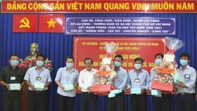 Đoàn lãnh đạo TPHCM thăm, chúc tết các cơ sở xã hội