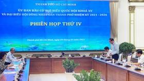 Cách chuẩn bị và nộp hồ sơ ứng cử đại biểu Quốc hội, đại biểu HĐND TPHCM