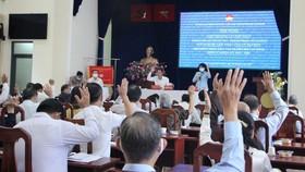 TPHCM có 41 hồ sơ ứng cử đại biểu Quốc hội, HĐND TPHCM là người ngoài Đảng