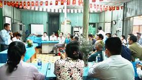 Đồng ý giới thiệu các đồng chí Văn Thị Bạch Tuyết, Nguyễn Thanh Hiệp ứng cử đại biểu Quốc hội; Cao Thanh Bình ứng cử đại biểu HĐND TPHCM