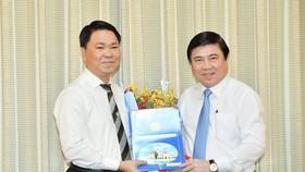 Ông Trần Hoàng Quân giữ chức Giám đốc Sở Xây dựng TPHCM