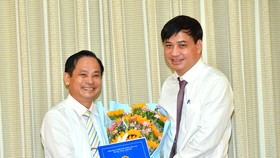 Ông Phạm Văn Lũy làm Phó Chủ tịch UBND huyện Bình Chánh