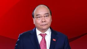 Chủ tịch nước Nguyễn Xuân Phúc ứng cử đại biểu Quốc hội khóa XV tại đơn vị bầu cử số 10 gồm các huyện Củ Chi và Hóc Môn (TPHCM)