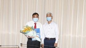 Ông Phạm Đình Dũng làm Trưởng ban Ban Quản lý Khu Nông nghiệp công nghệ cao TPHCM