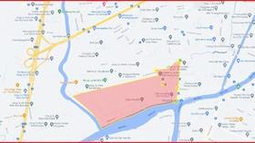 TPHCM phong tỏa, cách ly y tế toàn thể khu phố 2, phường 16, quận 8