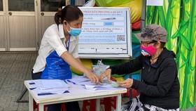 Gói hỗ trợ của TPHCM đã chi 196 tỷ đồng tới 131.000 người lao động