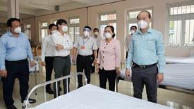 Khánh thành bệnh viện dã chiến quy mô 200 giường tại Củ Chi