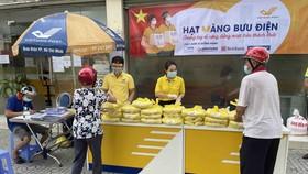 14.000 tấn gạo hỗ trợ của Chính phủ được TPHCM phát tới người dân trước ngày 5-9