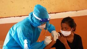 TPHCM tiếp nhận hơn 1.000 người vô gia cư để chăm sóc, phòng chống dịch Covid-19