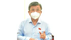Đại biểu Trương Trọng Nghĩa: Quyền được đến trường không phụ thuộc hoàn toàn vào tình trạng tiêm chủng
