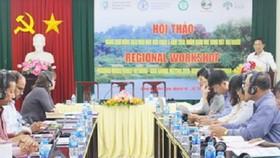 Hội thảo quốc tế về rừng, ngăn xung đột giữa người và voi