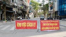Đồng Nai: Phong tỏa tuyến đường để phòng chống dịch Covid-19