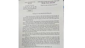 Đồng Nai đề xuất mua 6,2 triệu liều vaccine Covid-19 cho người dân toàn tỉnh