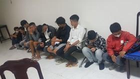 """Đồng Nai bắt nhóm """"quái xế"""" trên Quốc lộ 20"""