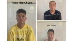 Đồng Nai: Truy tìm 3 người Trung Quốc bỏ trốn khỏi nơi cách ly