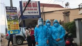 Nguy cơ lây nhiễm cộng đồng tại 4 xã ở huyện Thống Nhất còn cao