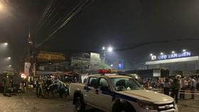 Đồng Nai: Phong tỏa tạm thời chợ đầu mối Tân Biên
