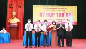 Ông Nguyễn Sơn Hùng giữ chức Phó Chủ tịch UBND tỉnh Đồng Nai