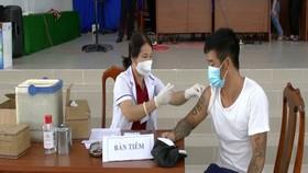 Tiêm vaccine Covid-19 cho các học viên cai nghiện