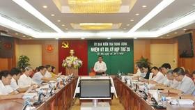 Đề nghị Bộ Chính trị  kỷ luật Trung tướng Bùi Văn Thành và Thượng tướng Trần Việt Tân