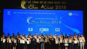 Chính thức phát động chương trình Sao Khuê 2019