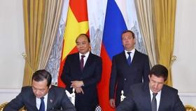 VNPT hợp tác với các công ty công nghệ lớn của Nga để thúc đẩy chuyển đổi số
