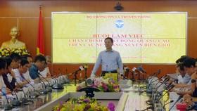 """Chung tay """"quét rác"""" đảm bảo sự an toàn, trong sạch của không gian mạng Việt Nam"""