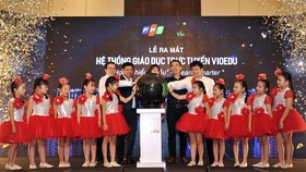 Hệ thống giáo dục trực tuyến VioEdu được FPT ra mắt sau 2 năm xây dựng, phát triển.  Ảnh: T.B.