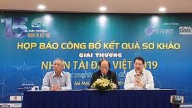 19 sản phẩm CNTT vào chung khảo Nhân tài Đất Việt 2019