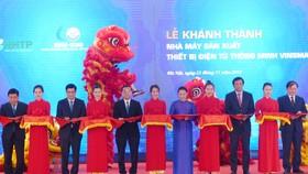 Chủ tịch Quốc hội: Khu CNC Hòa Lạc phải trở thành trung tâm phát triển công nghệ của đất nước