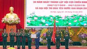 Hội Cựu chiến binh Việt Nam là chỗ dựa vững chắc của Đảng, Nhà nước và Nhân dân