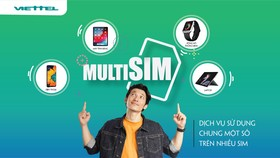 Viettel chính thức cung cấp dịch vụ MultiSIM
